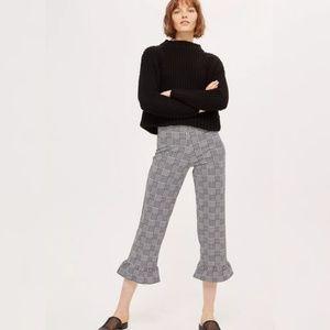 Topshop Pants 2 Checkered